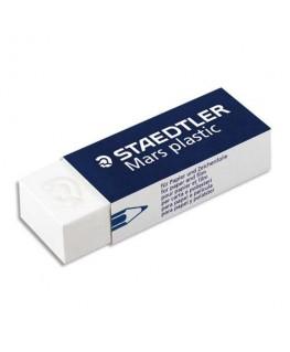 Gomme plastique pour le dessin et l'écriture Staedtler® MARS PLASTIC