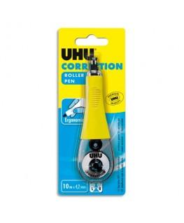 Roller Pen de correction ergonomique 4.2 mm x 10 m - UHU®