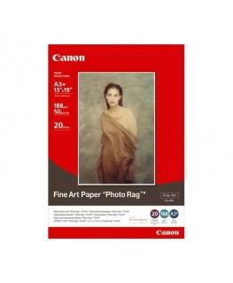 Boîte de 20 feuilles papier photo Fine Art A3+ - Canon