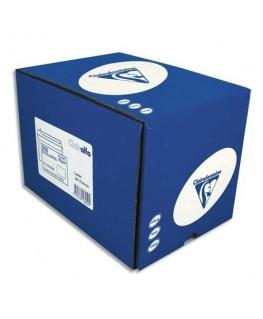 Boîte de 250 enveloppes auto-adhésives 90g DL 110 x 220 mm - Clairefontaine