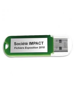 Boîte de 2100 étiquettes USB diapositives 46 x 11.1 mm L7656-25 - Avery®