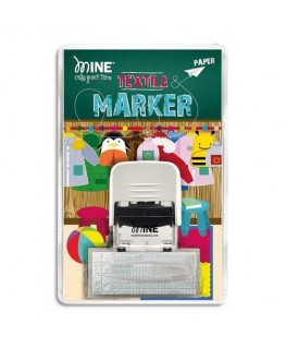 Set timbre Printer C20/1 Blanc