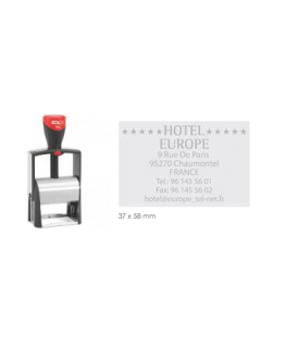 Tampon personnalisé Colop® CLASSIC 2600