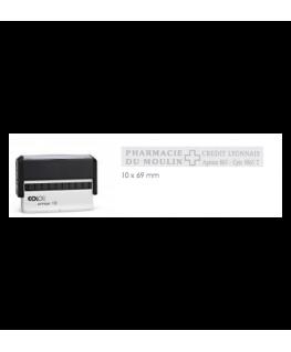 Tampon personnalisé Colop® long PRINTER 15