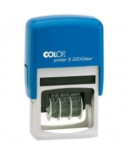 Tampon personnalisé Colop® équivalent au dateur Trodat Printy 4820