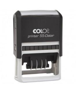 Tampon dateur personnalisé Colop® Green Line équivalent au Trodat Printy 4727