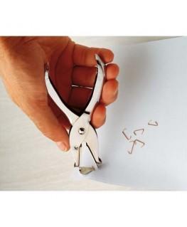 Arrache-agrafes pince métallique - 5 etoiles