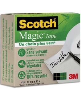 Ruban adhésif Magic Tape Recyclé en boîte individuelle