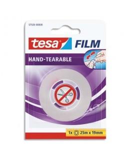 Rouleau d'adhésif se découpe à la main 19 mm x 25 m - Tesa®