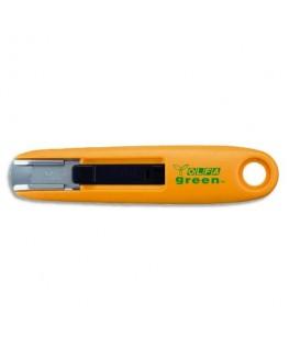 Etui de 10 lames pour cutter de sécurité SK7 rétractable