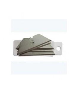 Etui de 10 lames trapèze pour ouvre carton de sécurité Chartron  - Safetool®