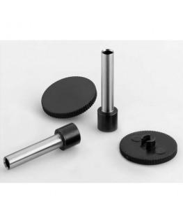 Kit de rechange pour la perforatrice B2200 composé de 2 poinçons et de 2 rondelles - Novus®