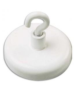 Boîte de 3 crochets de suspension magnétique force 4 kg