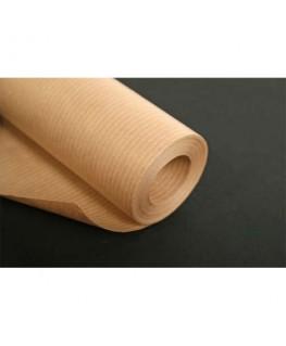 Rouleau de papier Kraft 60g brun
