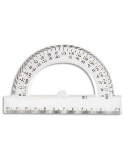 Rapporteur 180° 12 cm sous étui packbordable - JPC
