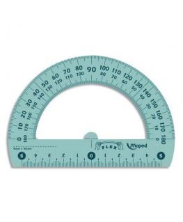 Rapporteur 180° 12 cm incassable - Maped®