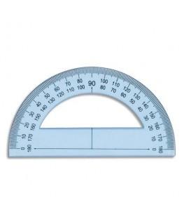Rapporteur 180° 12 cm en plastique incassable Schoolday - Wonday®