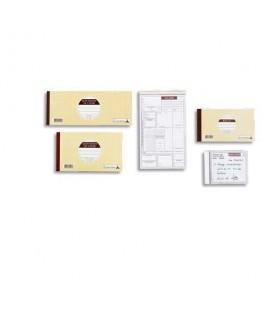 Carnet Bon Pour 10.5 x 13.5 cm 50 feuillets autocopiants dupli - Le Dauphin