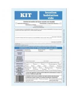 Kit location habitation vide 720 - Weber Diffusion