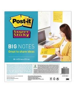 Big Notes Super Sticky jaune