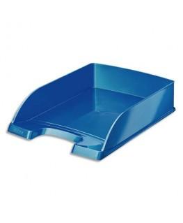 Corbeille à courrier WOW bleu métallisé - Leitz®
