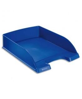 Corbeille à courrier Plus standard L25.5 x H7 x P36 cm coloris bleu foncé - Leitz®