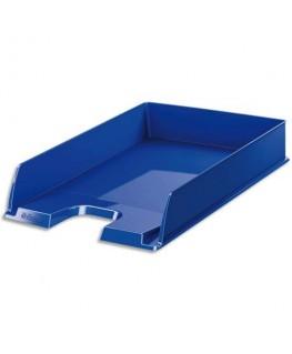 Corbeille à courrier EUROPOST 25.5 x 6.5 x 34.8 cm coloris bleu opaque - Esselte®