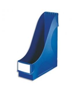 Porte-revues en polystyrène avec large poignée H32 x P29 cm