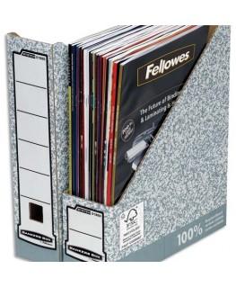 Porte-revue dos 8 cm pour format A4