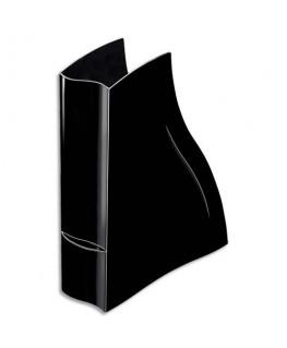 Porte-revues Ellypse en polystyrène 32.5 x 27.8 cm