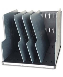 Trieur vertical modulodoc + 5 intercalaires - Exacompta