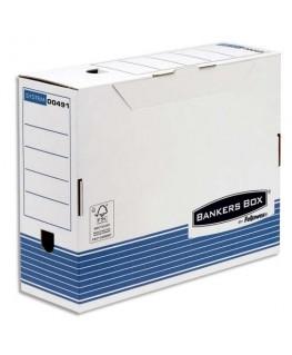 Boîtes archives dos 10 cm SYSTEM