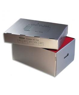 Conteneur à archives en polypropylène alvéolaire - Extendos®