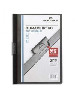Chemise de présentation à clip DURACLIP