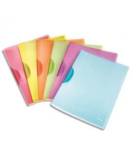 Chemises à clip en polypropylène Color Clip Rainbow