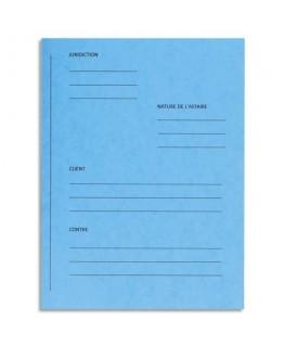 Paquet de 25 dossiers de plaidoirie pré-imprimés