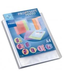 Protège-documents personnalisable