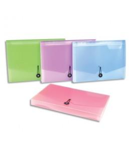 Trieur ménager à 6 compartiments Propysoft coloris assortis translucide poudré - Viquel