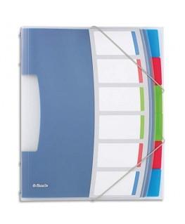 Trieur 6 touches gamme Vivida multicolore - Esselte®