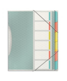 Trieur Colour Ice 6 compartiments
