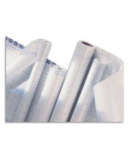 Rouleau couvre-livres adhésif repositionnable 0.45 x 1 m
