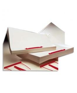 Boîte de 50 attaches plastique pour archivage CAPICLASS 1