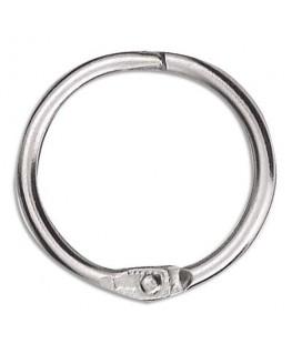 Sachet de 10 anneaux brisés en métal
