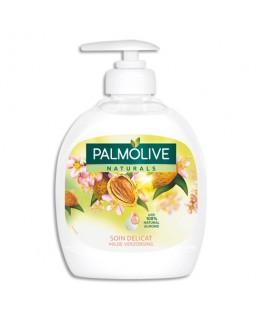 Flacon pompe 300 ml savon liquide Naturals Soin Délicat PH Neutre - Palmolive®