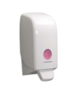 Distributeur de savon mousse 23.5 x 11.4 x 11.6 cm coloris blanc - Kimberly-Clark