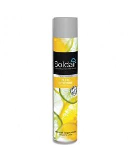 Désodorisant d'atmosphère 500 ml parfum Citron Professional - Boldair