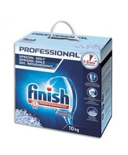 Sachet de 10 kg de sel régénérant pour lave-vaisselle - Finish