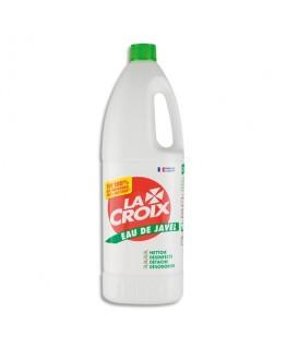 Bidon 1.5 litres d'eau de javel 9D chlore Bactéricide Fongicide Virucide - La Croix