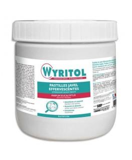 Boîte de 150 pastilles d'eau de Javel - Wyritol