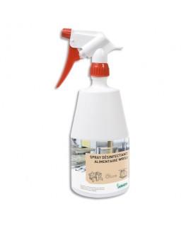 Flacon de 1 litre désinfectant alimentaire SR Bactéricides et fongicides - Laboratoires Anios